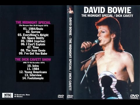for 1980 floor show david bowie