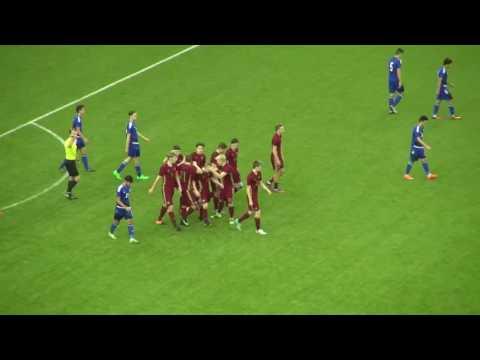 Сборная Казахстана - сборная России. Финал, Мемориал Валентина Гранаткина - 2017
