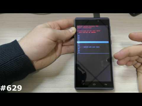 Самая большая инструкция как попасть в рекавери и сделать сброс настроек Hard Reset на Android