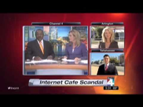 03-13-13 Wjxt 6pm Internet Cafe Scandal video
