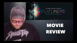 Flatliners (2017)   Movie Review   Spoiler-free   Ellen Page Sci-fi Movie