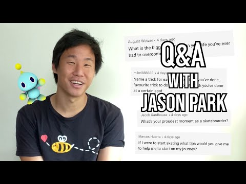 Q&A with Jason Park - Answering YOUR Questions!!