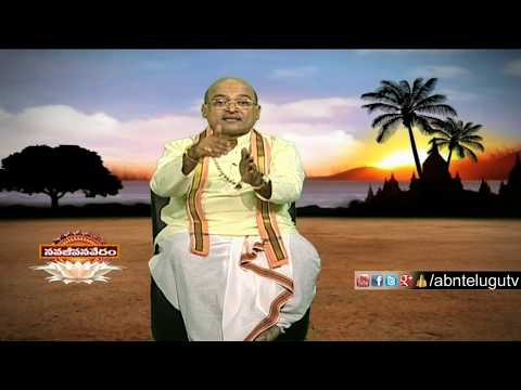 Garikapati Narasimha Rao About Santhanam   Navajeevana Vedam