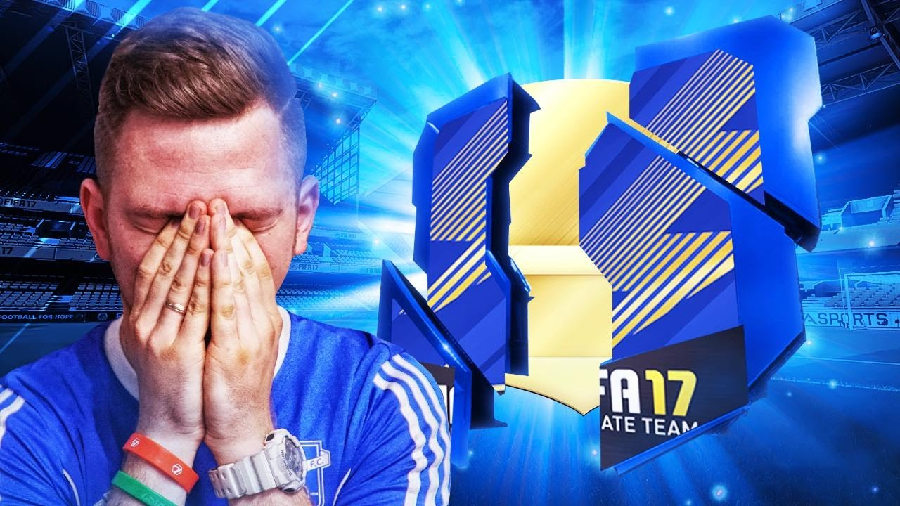 FIFA 17 - TOTS LIGUE 1! PACZKI ZA 24.000 FP!