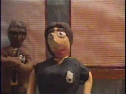 Saw - Reverse Bear Trap (Claymation)
