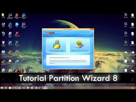 Tutorial Partition Wizard 2015