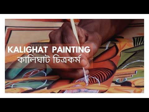 Pattachithra Paintings - a renowned tribal painting of Odisha