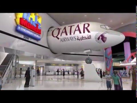 A virtual tour of KidzMondo Qatar