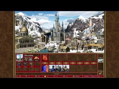 Heroes of Might and Magic 3 HD bemutató