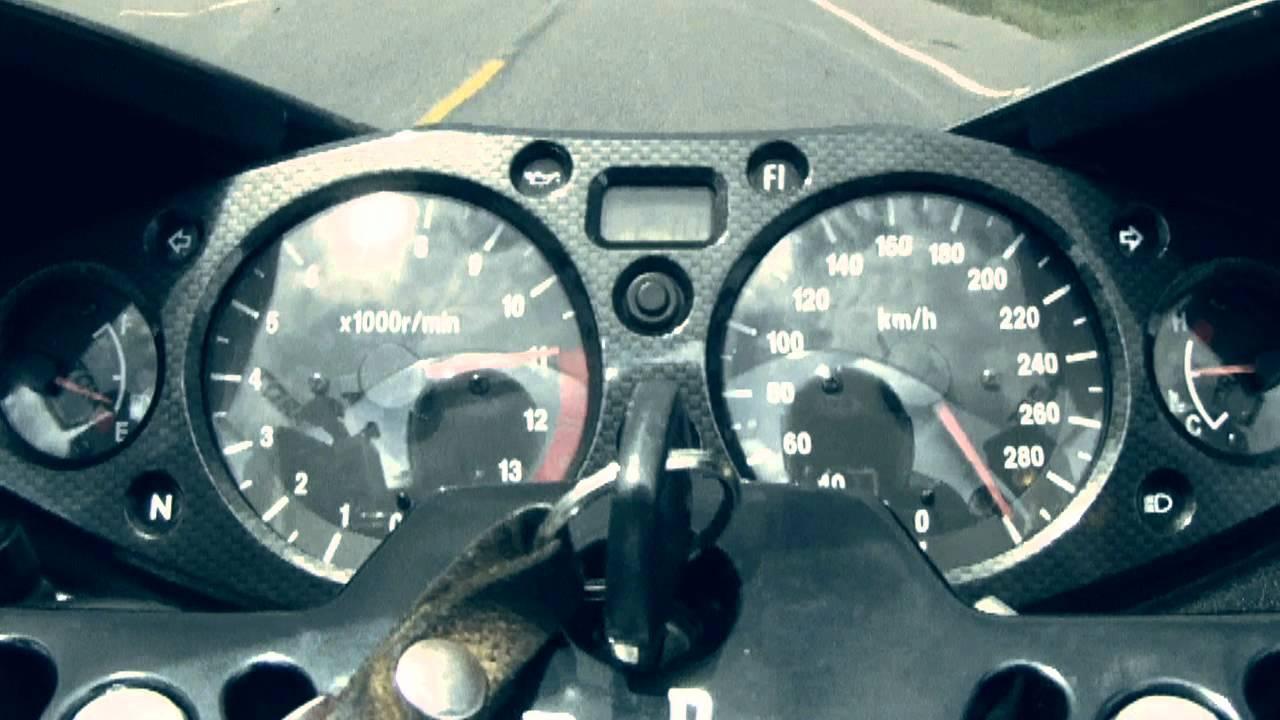Suzuki Hayabusa Top Speed Mph