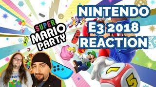 Nintendo Direct E3 2018 | Reaction