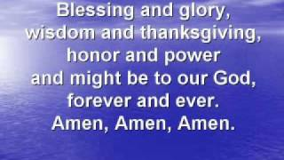 CFC EDMONTON - CLP SONG - BLESSING AND GLORY with lyrics