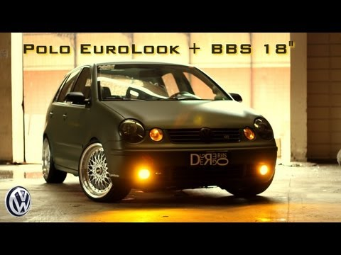 Polo 9n - Euro Look in Brazil + BBS 18