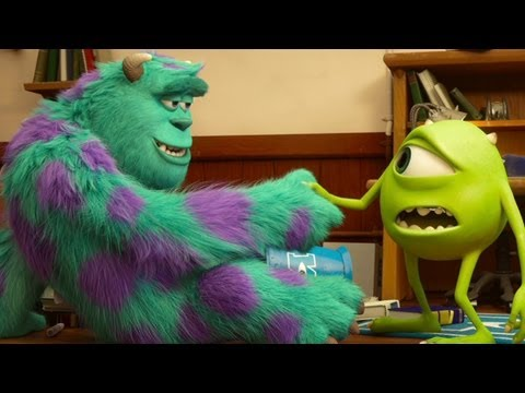 Monsters University - Trailer #2