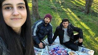 Banu Berberoğlu ve Mehmet ile Bir Gün👨👨👧 - Hayrettin😳