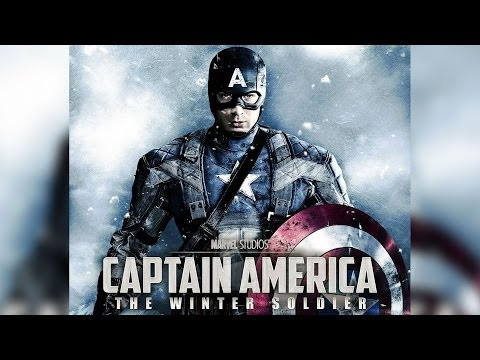 AMC Movie Talk - CAPTAIN AMERICA THE WINTER SOLIDER Trailer review. 50 SHADES New Leading Man