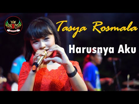 Download HARUSNYA AKU cover TASYA ROSMALA. Live perdana THE ROSMALA Mp4 baru