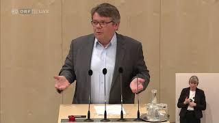2018 05 16 NR Sitzung Wolfgang Katzian