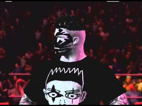 WWE '12 - Mr.Mayhem's M.A.Y.H.E.M.Attire + Paint Tools + New Theme...maybe
