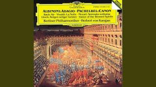 Albinoni Adagio For Strings And Organ In G Minor