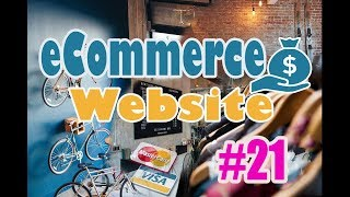 How To Build an eCommerce Website With Laravel #21 (Delete Cart Items)