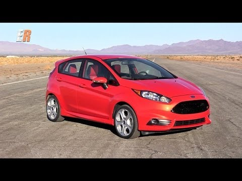 2014  Ford Fiesta ST Review - What a Blast!