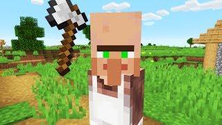 got sent a cursed Minecraft world