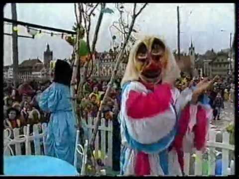 1992 - Chottlebotzer Lozärn am Wey-Umzug