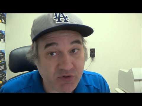 Stupid Los Angeles Dodgers Fan