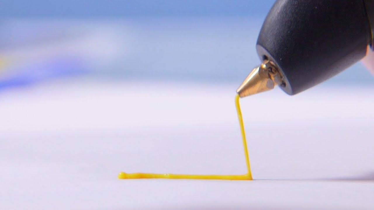 Para alucinar un poco os traemos el último invento que va a revolucionar el mercado. ¿Un bolígrafo en 3D?