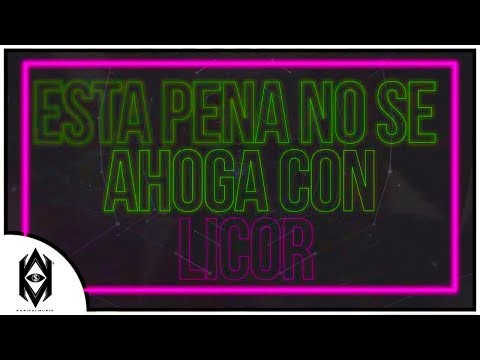 Ronald El Killa – Esta Pena (Lyric Video) videos