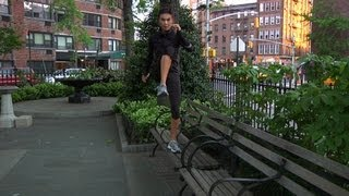 Squat & Side Step Challenge | Everyday Health