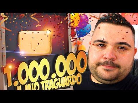1.000.000 di ISCRITTI IL MIO/NOSTRO TRAGUARDO!!!