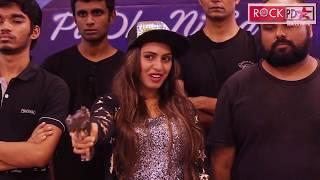 Dhinchak Pooja in Indian Idol funny movement ! Singing show | top singer |2017 singing show tv
