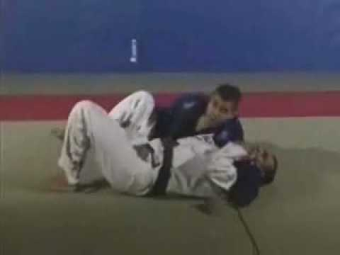 Leo Viera sick sweep from closed guard Image 1