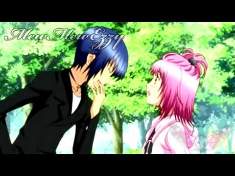 Ikuto And Amu Kiss Scene Amu Ikuto Kissing Scene 2
