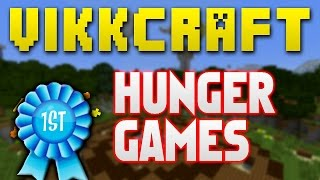 "Minecraft Hunger Games #321 ""ETHANS 1ST TIME!"" with Vikkstar & Beh2inga"