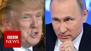 download Trump Russia ties: Kremlin says it has no 'compromising' information - BBC News Video