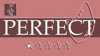 Ocarina & Guitar Duet - Perfect Symphony - Ed Sheeran (Sheet music - Guitar chords)