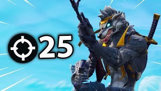25 ELIMINATIONS IN DE SLIDE LTM | Fortnite met Don en Roedie