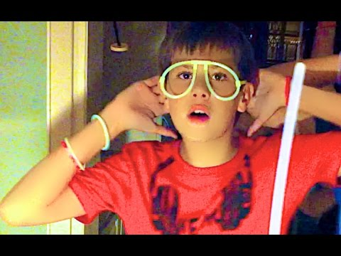Music Video: Jared Cardona 12 year old boy singing Fireflies Owl City (cover)