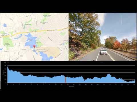 2014 Boston Marathon Course Preview in 10 minutes!