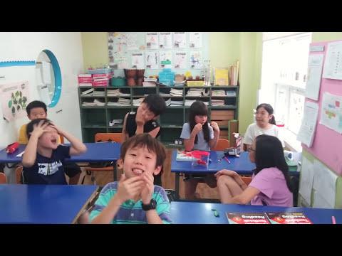 Korean kids react to Warhead candy