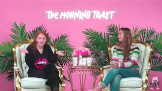 The Morning Toast with Margo Oshry, Tuesday, October 30,  2018