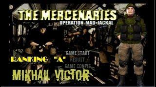 """Mercenarios Resident Evil 3 -Mikhail - Rank """"A""""  Full HD 1080"""