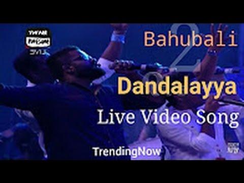 Bahubali 2 Live Song release _ Kaala Bhairava