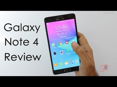 Samsung Galaxy Note 4 Long Term Review After Using It For 45 Days