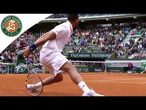 2014 French Open - Preview of Djokovic v. Tsonga match