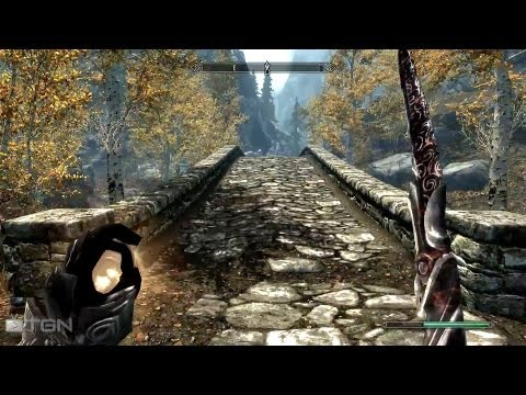 ★ Skyrim - Nord Spellsword Lets Play #88, ft. Darnoc!