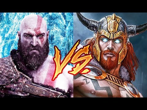 GOD OF WAR 5-6 PLOT: WHAT WILL HAPPEN? RAGNAROK THEORY: KRATOS VS THOR, SURT, FENRIR, ODIN?